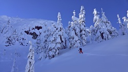 Journeyman Lodge Whistler Backcountry Skiing